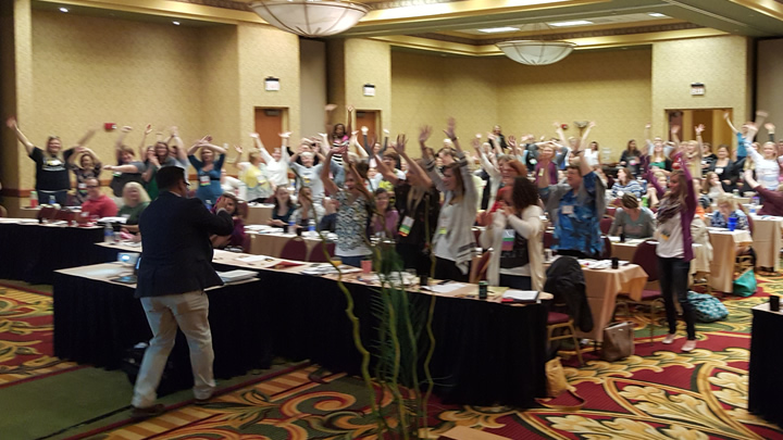Attendees Enjoy a Lively 2015 IAPT Conference